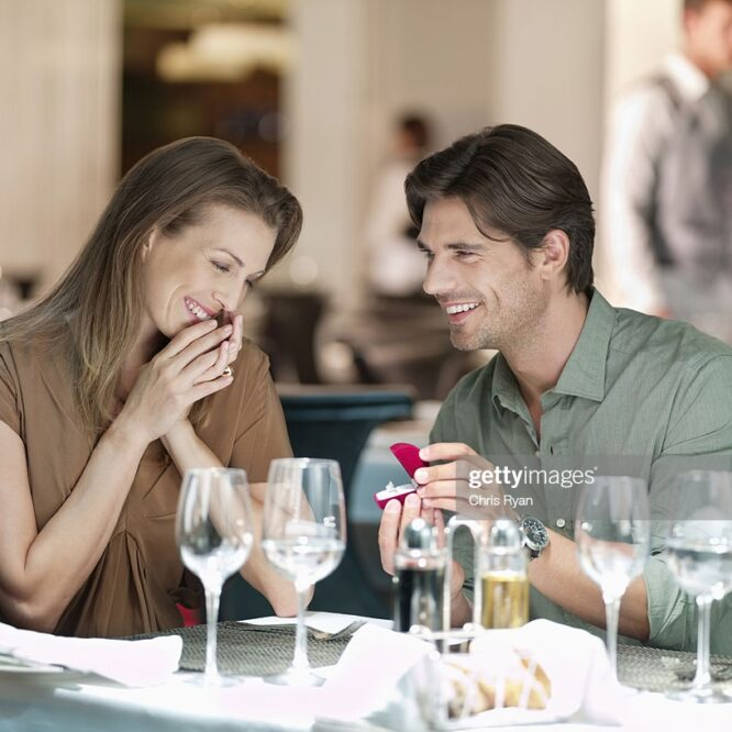 Need to Know Before Proposing to Anyone at A Restaurant