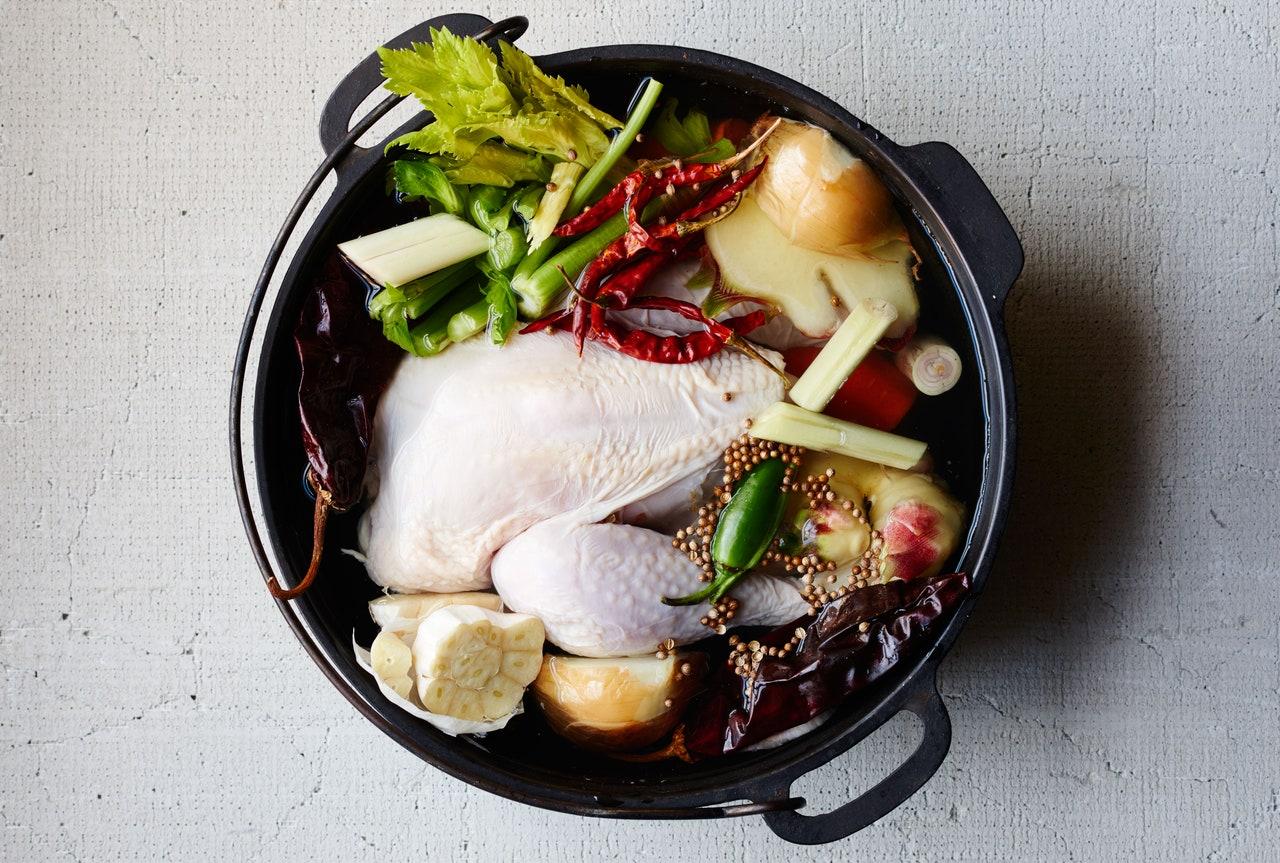 Substitute for Homemade Chicken Stock