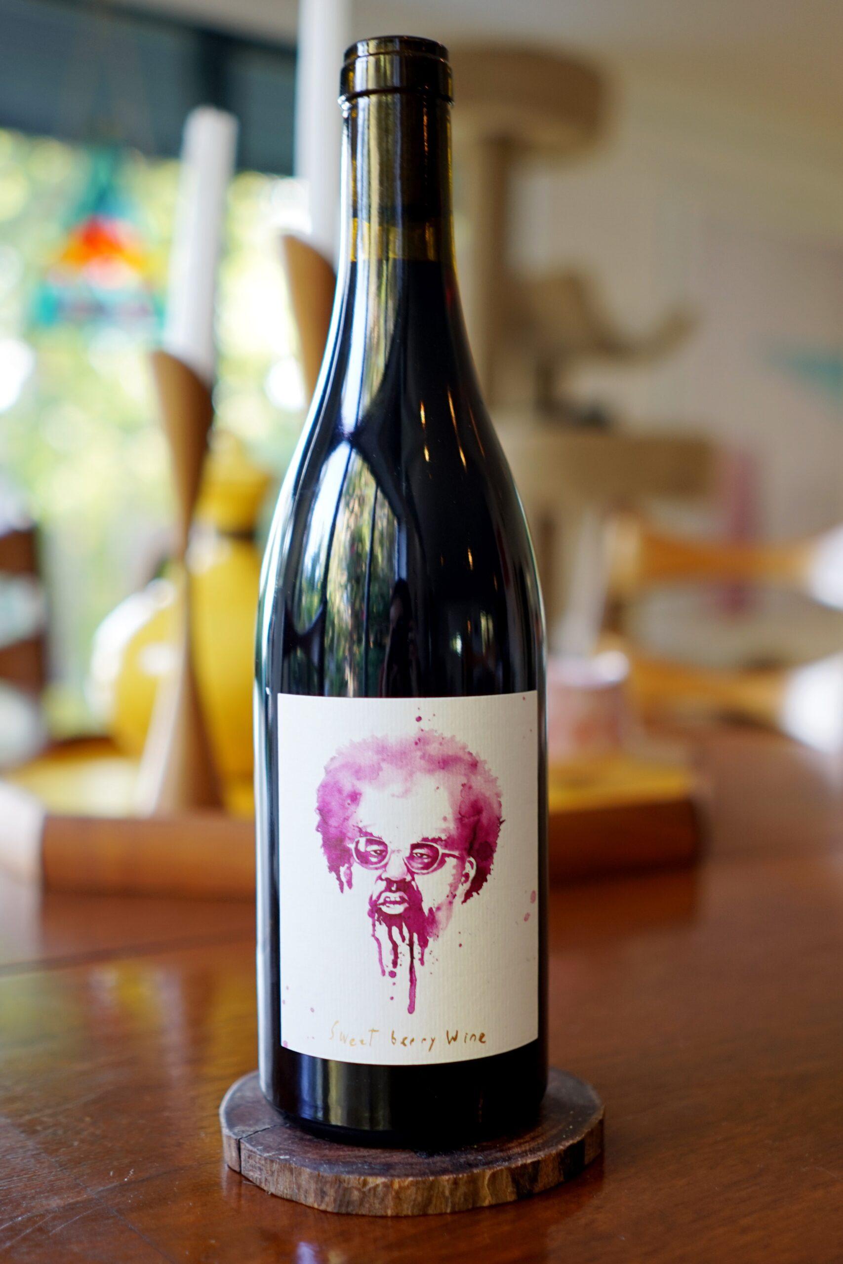 sweet berry wine