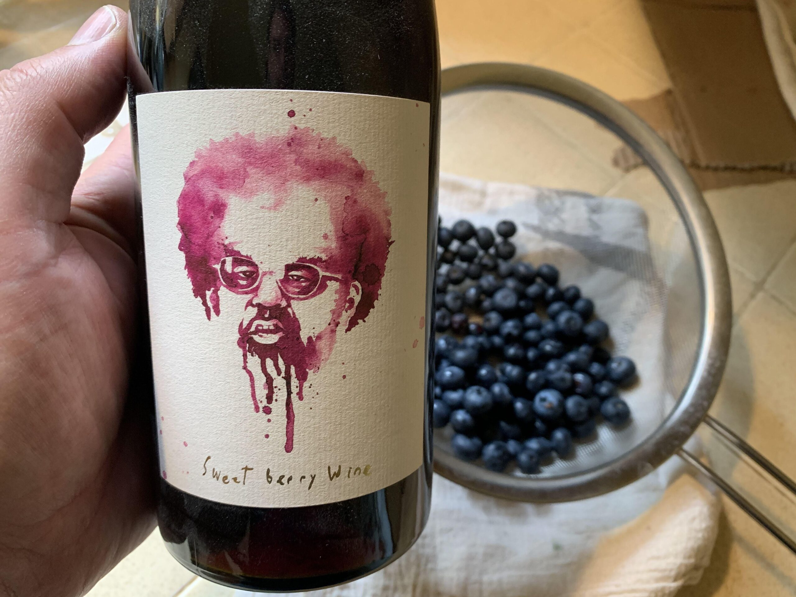 We cannot be more excited that sweet berry wine is now a real wine!