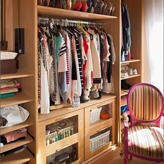 Create Your Dream Dressing Room