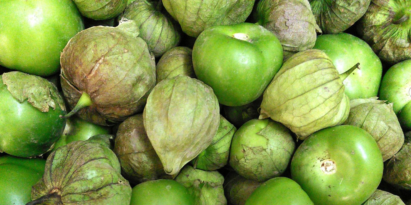 How to hunt through the Market for the Perfect Tomatillos-Then Treat 'Em Right