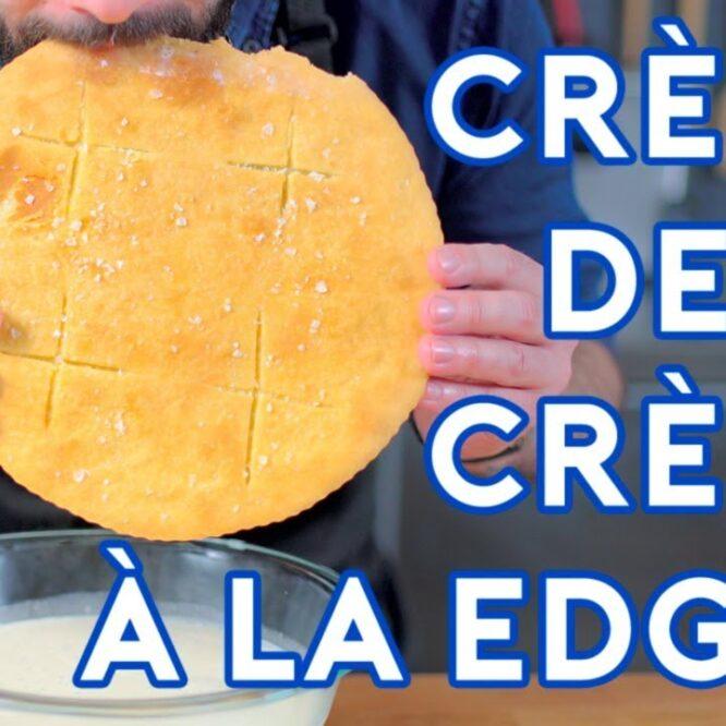 Crème de la Crème à la Edgar