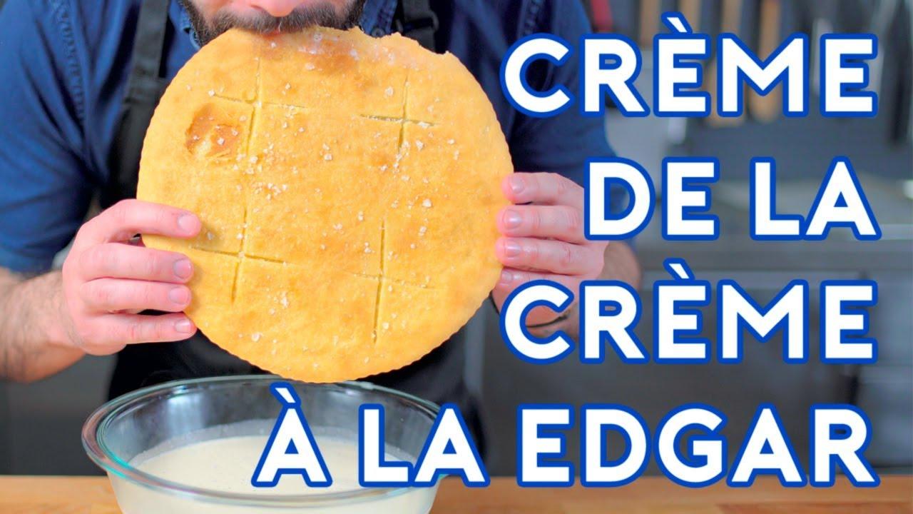 Want to Aristocats Inspired Crème de la Crème à la Edgar? Procedure Here