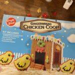 Gingerbread Chicken Coop Kit
