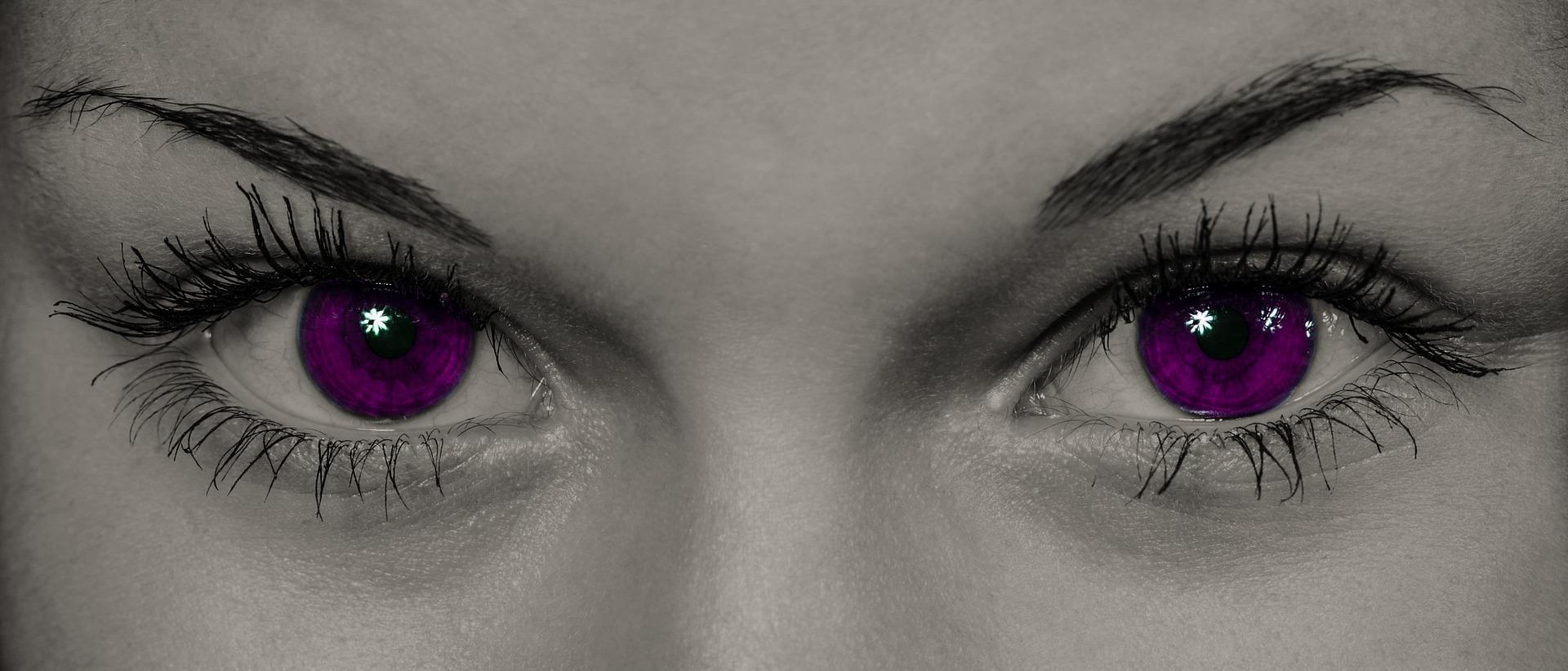 What is Alexandria's Genesis? Purple Eyes-Symptoms and Side Effects