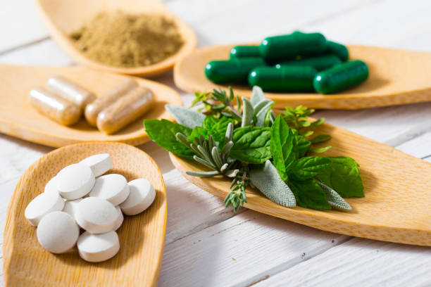 Herbal Tablets for Your Health